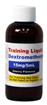 Training Liquid, Dextromethorphan HBr 15mg/5mL (118mL)