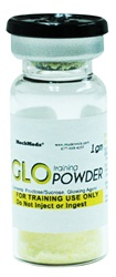 Training Glo Vial, Powder 1g
